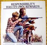 Click to view larger image of Vintage Ad: 1985 Crosman Air Guns (Image2)
