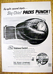 Vintage Ad: 1952 Texaco Sky Chief Gasoline