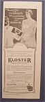 1918  Kloster  Crochet  &  Embroidery  Cottons