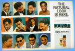Click to view larger image of 1968 Duke Natural Comb & Sheen with Duke Men (Image1)