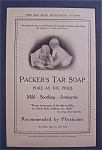 1905  Packer's Tar Soap