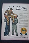 1943  Lee  Work  Clothes