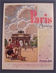 Vintage Ad: 1936 French Line