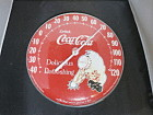 Coca Cola Thermometer The Tru Temp 1984 Sprite Boy