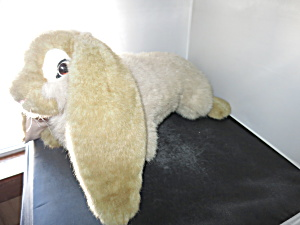 Applause Lop Ear Plush Bunny Rabbit 1989 20 Inch Long