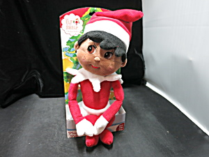 Elf On The Shelf Plushee Pals Girl Fille Nina