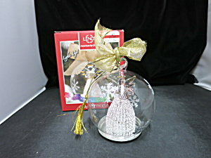 Lenox Wonder Ball Angel Lit Ornament Macy's