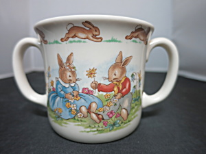 Bunnykins 1936 Royal Doulton Two Handle Cup