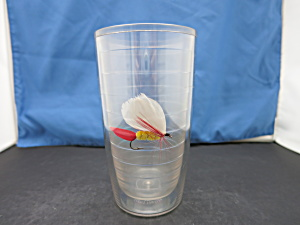 Plastic Insulated Fly Fishing Hook Tumbler Insulated