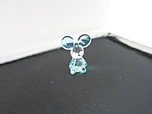 Miniature Blown Glass Mouse (Image1)