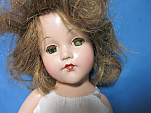 Effanbee Anne Shirley Composition Doll 15 inch (Image1)