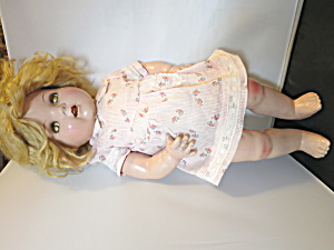 Ideal Composition Doll 20 inch need help identifying (Image1)