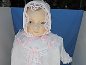 Bye Lo Baby Reproduction MSR Porcelain Baby Doll  (Image1)