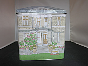 Sutter Home Winery The Victorian House replica Tin (Image1)