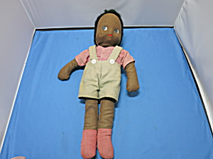 African American Cloth Doll Jose Childhood Classics API Ltd (Image1)