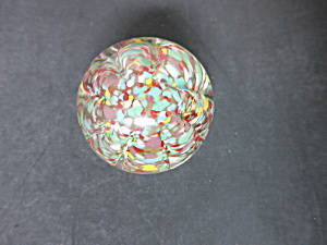 Art Glass Paperweight Nfbpwc