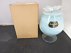 Vintage Cassell Products Bubble Bath Brandy Snifter