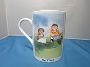 Erika Oller Tee Time Mug Cup Man Woman Golf (Image1)