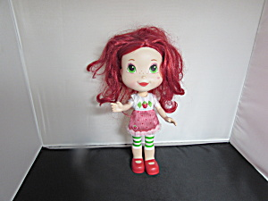 Strawberry Shortcake Doll By Hasbro 1998 11 Inch