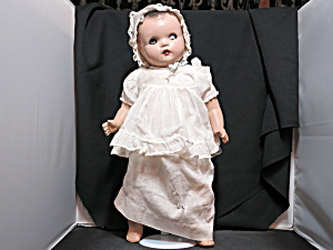 Horsman Doll 18 Inch Composition Head Arms Legs Cloth