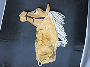 Mr Ed Talking Horse Hand Puppet Pull String Mattel