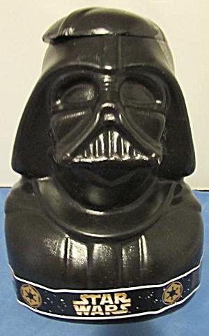 Darth Vader Bazooka Bubble Gum Plastic Container (Image1)