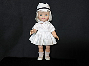 Vintage Nurse Doll Ae