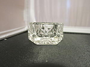 Crystal Star Salt Cellar Dip