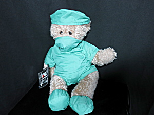 Build A Bear Workshop Bear Doctor Scrubs
