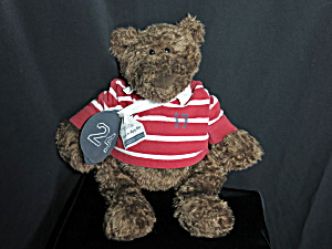 American Eagle Outfitters Rosco The Rugby Bear Gund