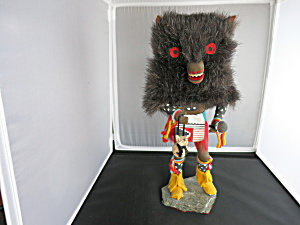 Kachina Hopi Doll Wolf Dancer Medicine Man