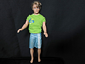 2005 Mattel Ken Doll Blonde Rooted Hair