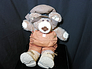 Furskins Dudley Bear Stuffed Toy Xavier Roberts 24 Inch