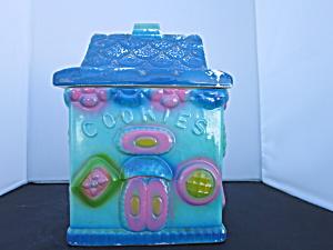 Cookies Cookie House Cookie Jar Royal Sealy Japan (Image1)