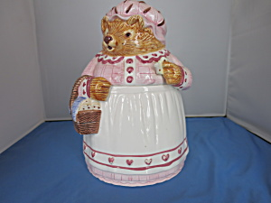 Mrs. Tiggy Winkle By Beatrix Potter Cookie Jar
