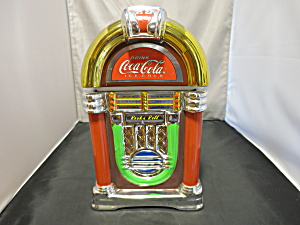 Gibson Coca Cola Juke Box Cookie Jar 2002 (Image1)
