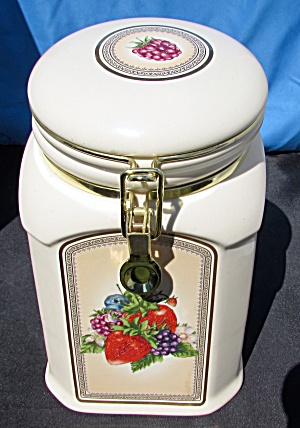 Knotts Berry Farm Canister Cookie Jar