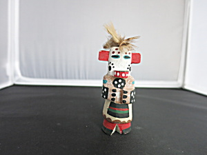 Hopi Kachina Doll Signed Bear By G Pooley