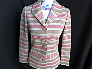 Butte Knit Blazer Dacron Polyester Wool Size M To L