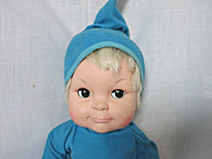 Uneeda Doll Company 1964 Doll Brown Eyes Blonde Hair