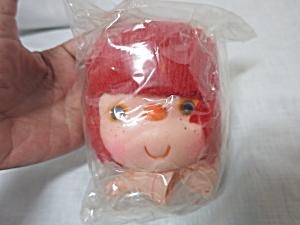 Vintage Mitzy Doll Head and Hands Westrim Crafts 1980 (Image1)