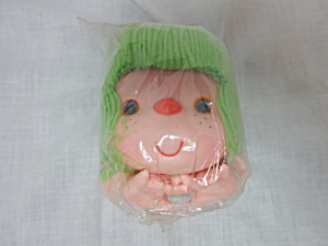 Vintage Mitzy Doll Head and Hands Westrim Crafts 1980 (Image1)