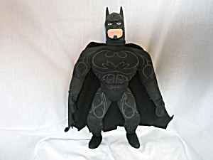 Batman Plush Stuffed Talking Doll Hasbro 1995 18 Inch