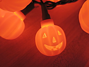 Pumpkin String Lights Halloween Canada String Of 20