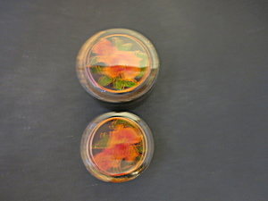 Vintage Celluloid Nesting Trinket Boxes Made in Japan (Image1)