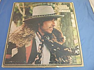 Bob Dylan Desire LP Record Album Columbia PC 33893 1975 (Image1)