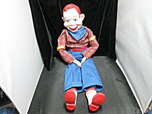 Howdy Doody Ventriloquist Doll Eegee 1972 31 Inch