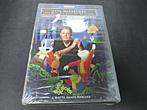 Paul Mccartney & Toon Time Dvd Package Mip
