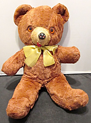 Gund Creations Brown Teddy Bear 15 Inch Tagged