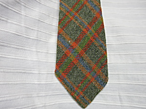 Vintage Mens Neck Tie Griffiths And Sons Wool